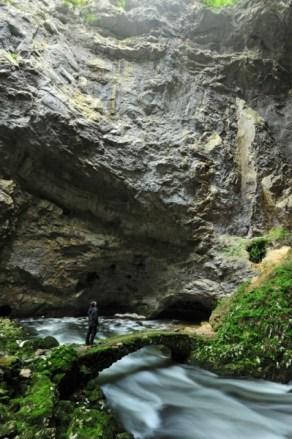 Veliki naravni most - jesni