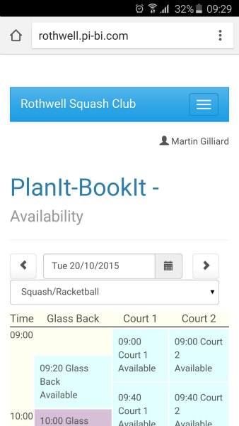 planit-bookit mobile