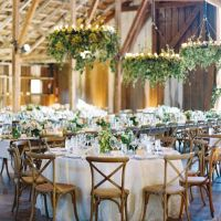pantone greenery neutral reception
