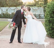 fall leu gardens wedding