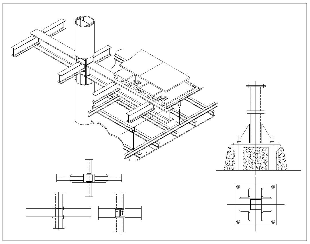 Steel Structure Details V6