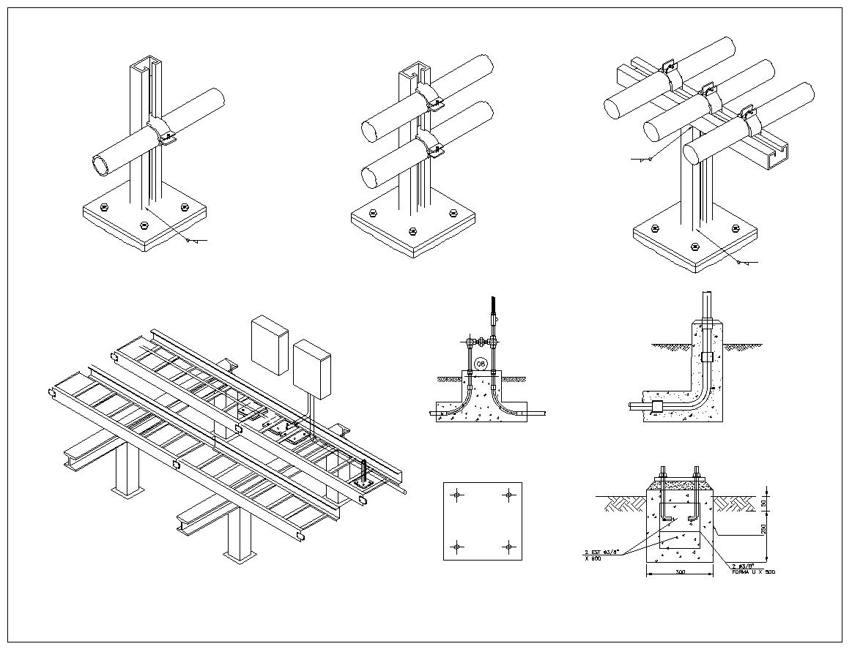 Steel Structure Details V2