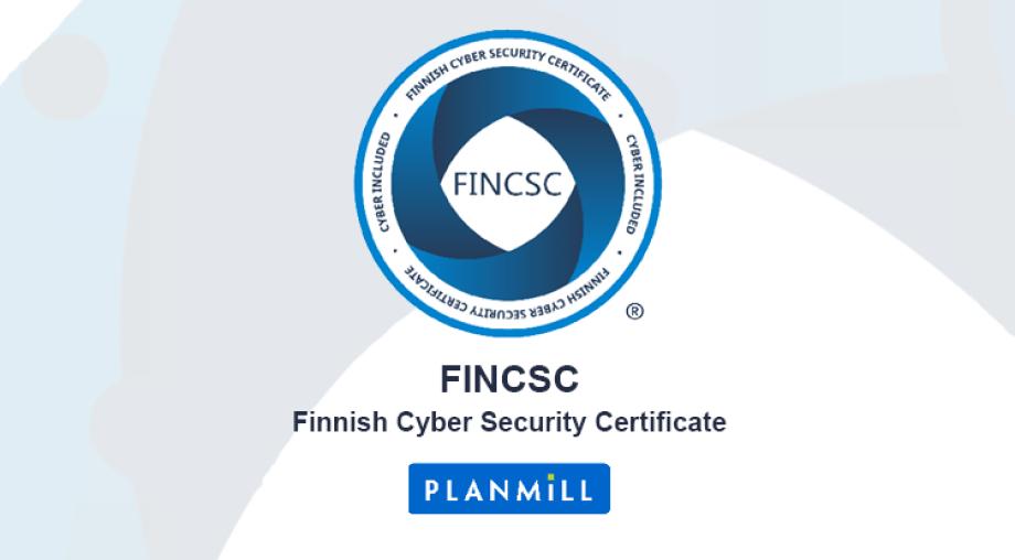 FINCSC Finnish Cyber Security Certificate