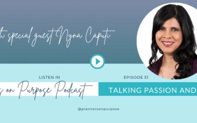 Talking Passion and Purpose with Nyna Caputi