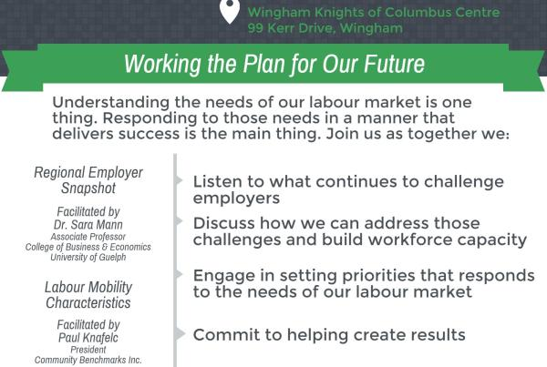 2nd Annual Workforce Summit Poster
