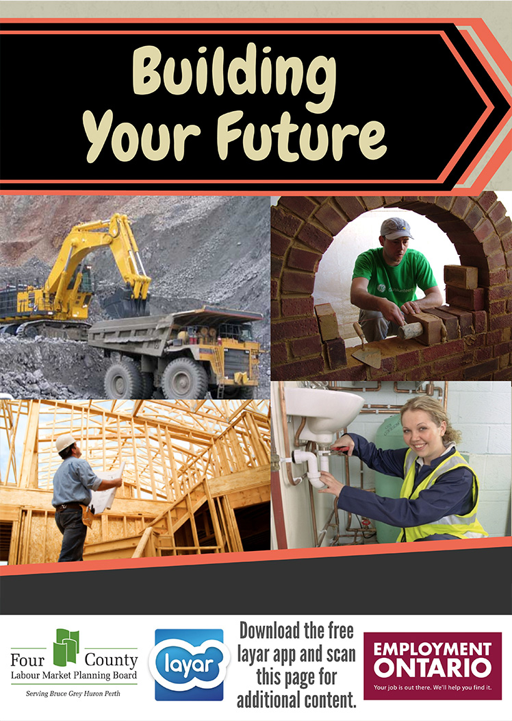 Building Your Future - Four County Labour Market Planning Board