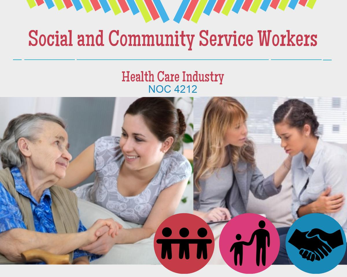Social and Community Service Workers