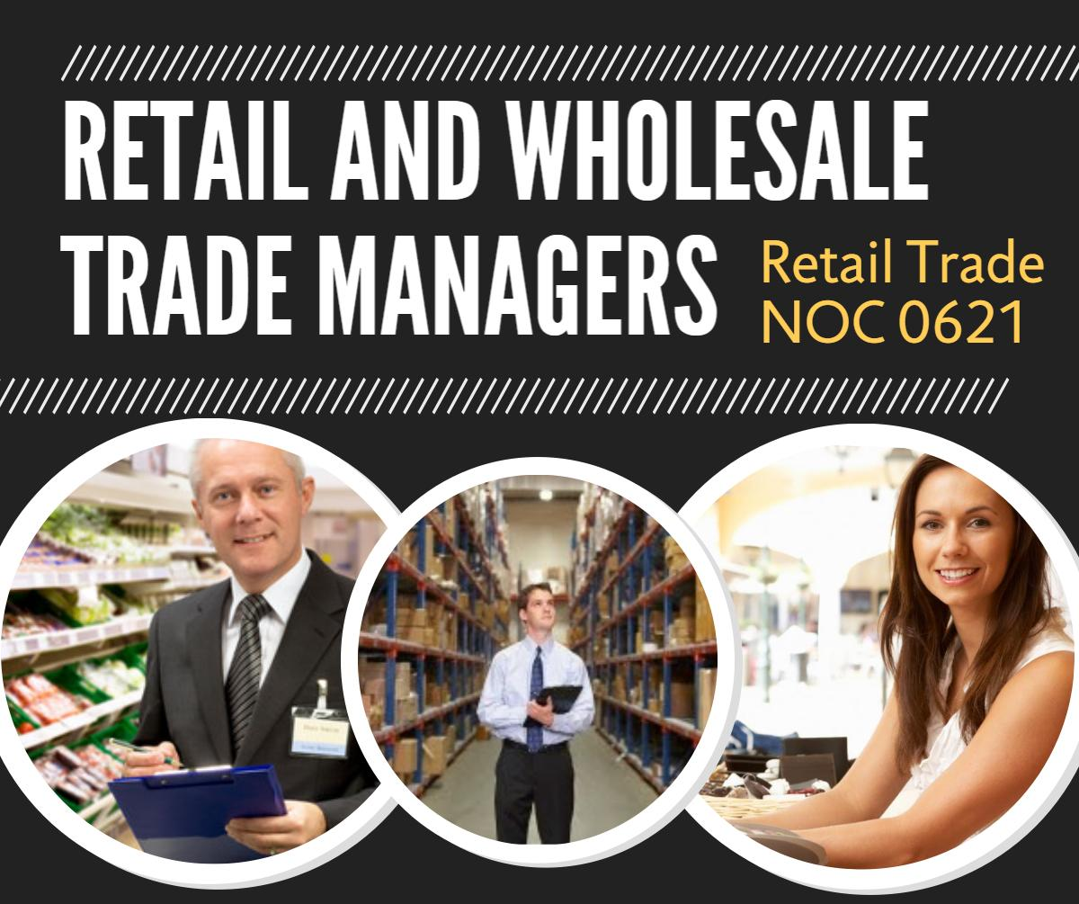 Retail Trade Career 2 Poster