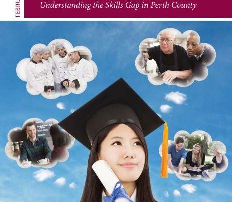 skills gap first step perth county 2014