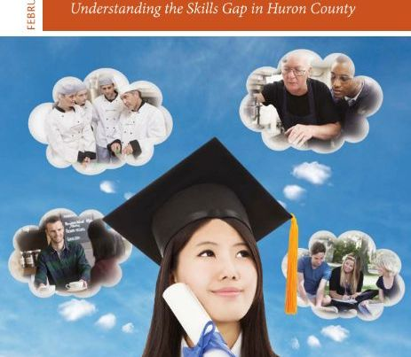 skills gap huron county first step 2014