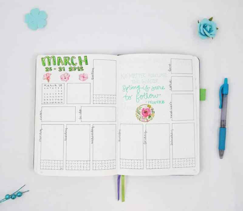 Bullet Journal Inspiration | Start planning with Planning Mindfully every month! A brand new Plan with Me series is about to go live and you should get involved with your own bullet journals and planners! Learn how I keep up my planners and bullet journals every month. Get tons of bullet journal ideas and inspiration!