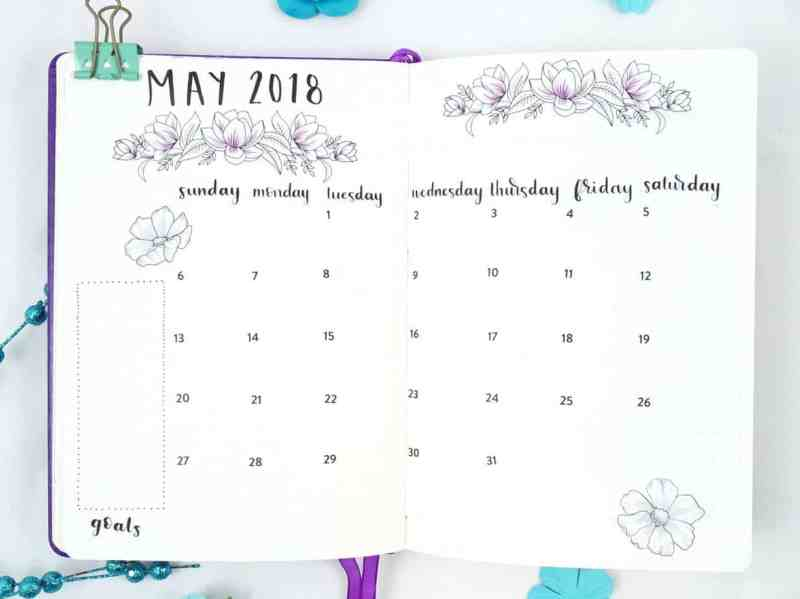 May is here and it's all about the flower theme in my bullet journal this month! Join Planning Mindfully's 'Plan with Me' series for May 2018; see how I set up my monthly and weekly spreads, the bullet journal tools I used to get the job done, and get inspired to set up your own bullet journal layouts for May 2018! Bullet journal ideas for newbie bujo artists and established bullet journalists!