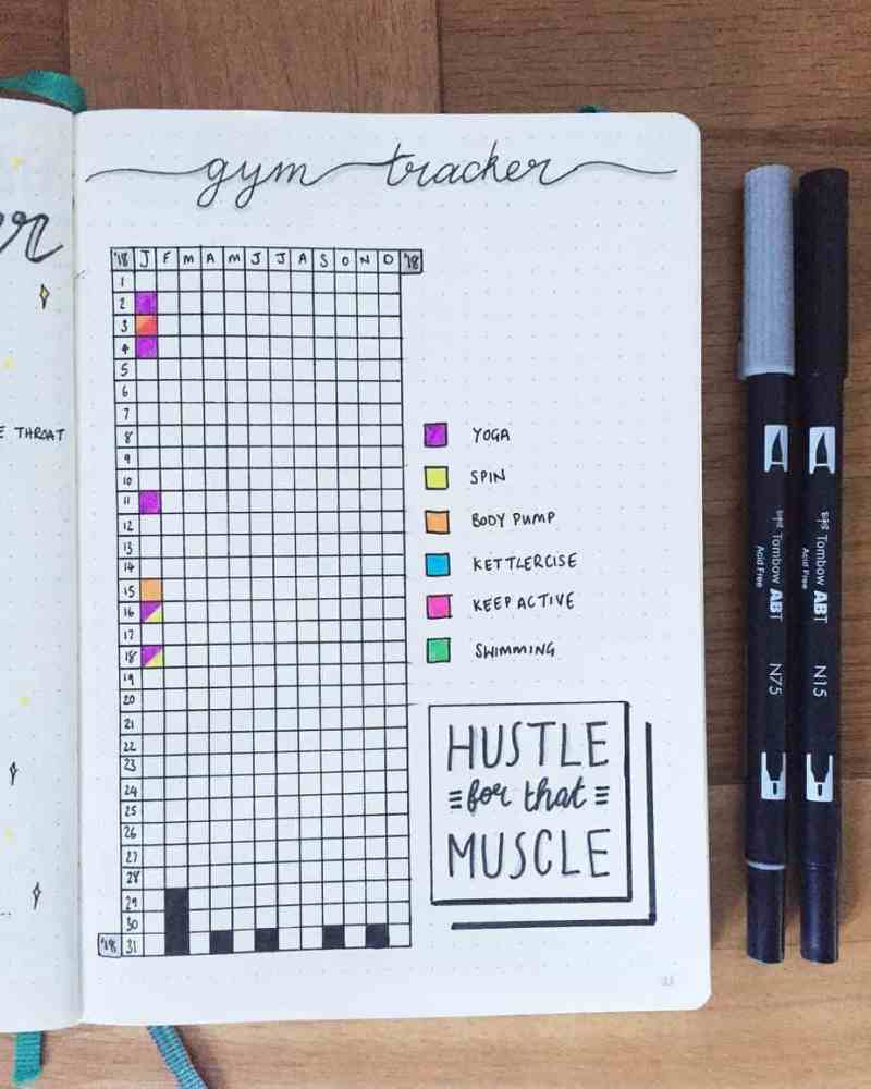 The Ultimate How to Bullet Journal Guide: Learn everything you need to know to perfect your bullet journal setup! Learn about all the bullet journal elements, including trackers, collections, daily, monthly, yearly layouts, and so much more. You'll find a ton of inspiration for your DIY planner here!
