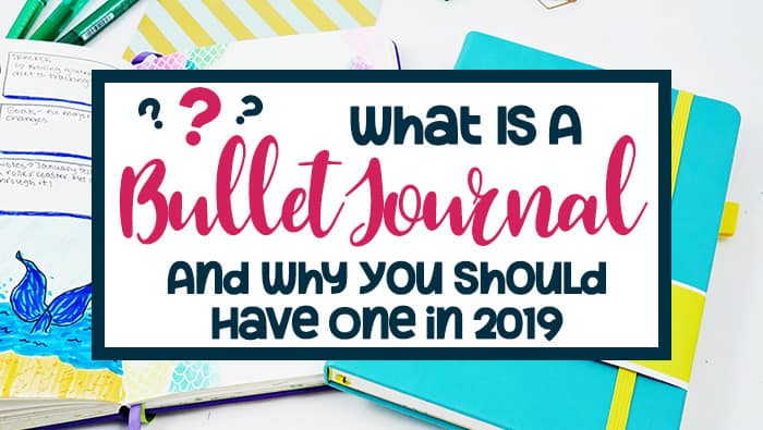 What is a Bullet Journal Header Image
