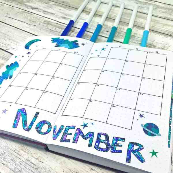 Archer and Olive Bullet Journal Planner Notebook