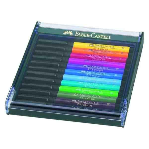 Faber Castell Brush Pens Bullet Journal
