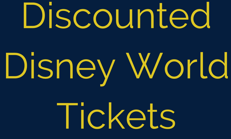 Discount disney world tickets 2018 planning the magic discounted disney world tickets 2017 fandeluxe Image collections