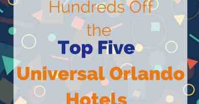Discount disney world tickets 2018 planning the magic hundreds off the top five universal orlando hotels a guide fandeluxe Image collections