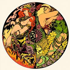 Capa do disco Lady In Gold, da banda Blues Pills