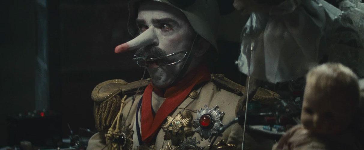 Blade Runner 1982 JF Sebastian Geppetto Pinóquio
