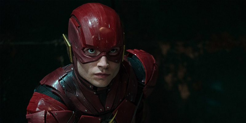 "Flash (Ezra Miller): o alívio cômico ""marvelesco"" que traz vida nova ao universo da DC."
