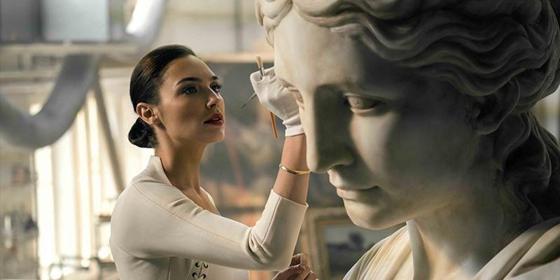 Após o sucesso de Mulher Maravilha, a personagem de Gal Gadot ganha mais tempo de tela.