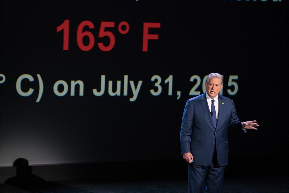 Uma Verdade Mais Inconveniente Al Gore