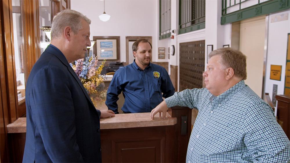 Uma Verdade Mais Inconveniente Al Gore Dale Ross