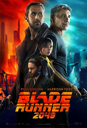 Filmes favoritos 2017 melhores do ano Blade Runner 2049