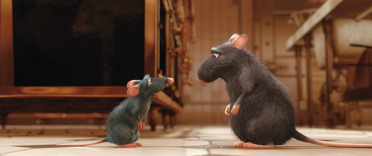 Ratatouille blockbuster politizado