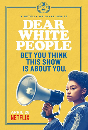 Séries favoritas 2017 melhores do ano Dear White People Cara Gente Branca