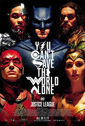 Filmes decepcionantes 2017 piores do ano Liga da Justiça Justice League