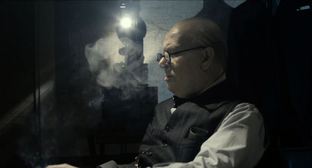 O Destino de uma Nação Darkest Hour Joe Wright Winston Churchill