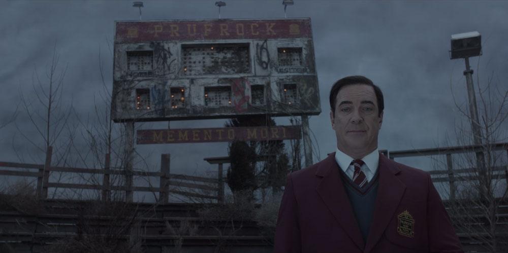 Desventuras em Série segunda temporada Inferno no Colégio Interno