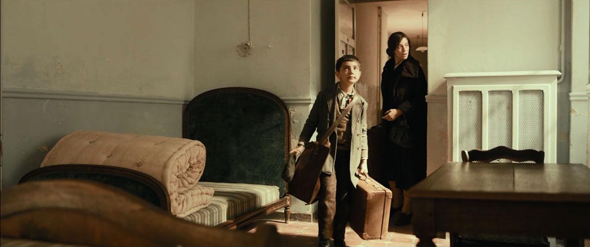 Promessa ao Amanhecer Charlotte Gainsbourg Pierre Niney