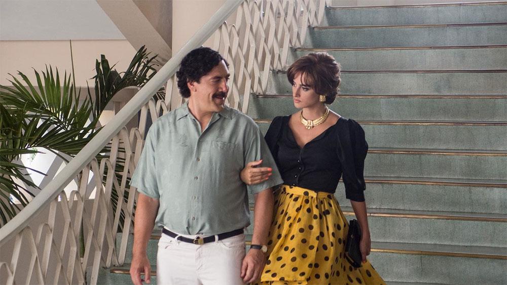 Escobar A Traição Loving Pablo Penélope Cruz Javier Bardem