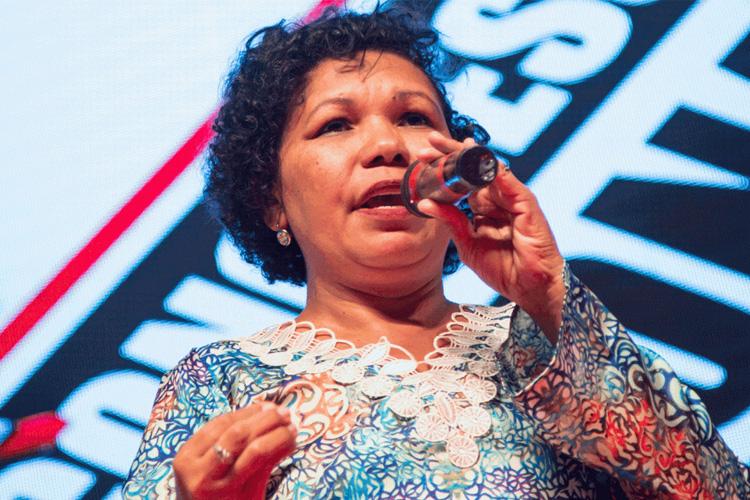 Propostas dos candidatos Cultura Vera Lúcia Salgado PSTU
