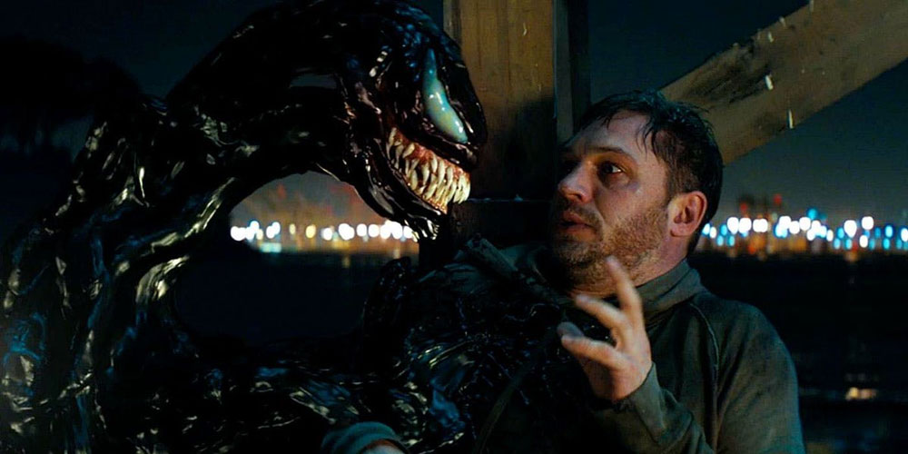 Venom Tom Hardy Marvel 2018