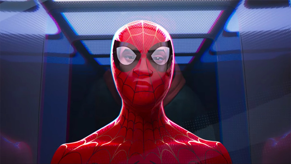 Homem Aranha no Aranhaverso Spider Man Into The Spider Verse