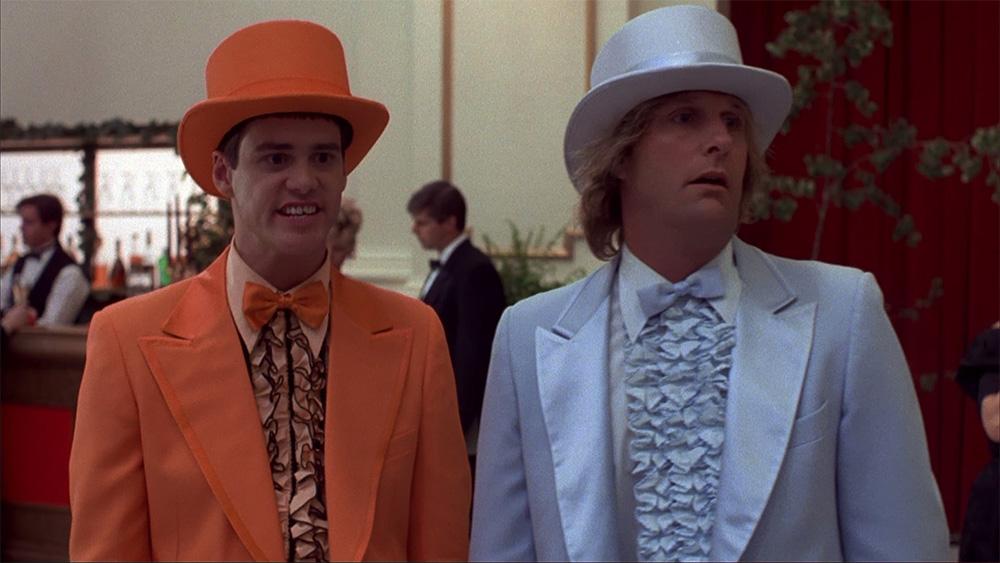 Debi & Lóide Jim Carrey Jeff Daniels
