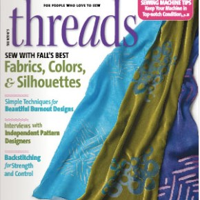 Threads Magazine subscription