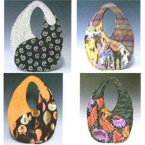Yin Yang purses
