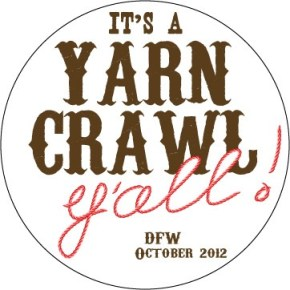 First ever DFW Yarn Crawl
