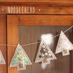 Tiny tree decorations