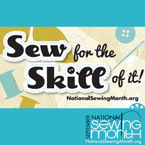 National Sewing Month Contest