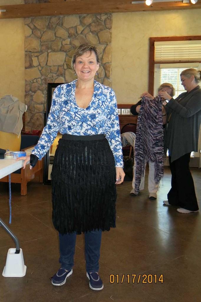 TJ New Skirt