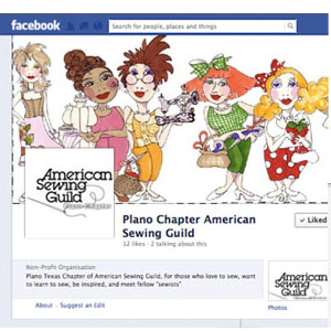 Follow us on Facebook, Pinterest and Meetup