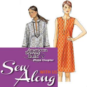 Week 6: Vogue 8897 Sew Along