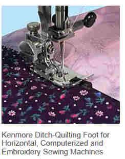 Kenmore foot