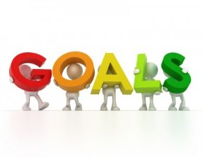 It is almost a New Year - Set reasonable goals